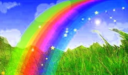Reflejos de luz el misterio del arcoiris for Aeiou el jardin de clarilu mp3