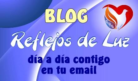 blog reflejos de luz