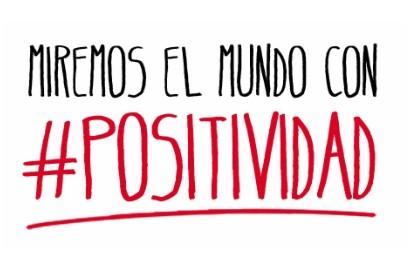 Mirar el lado positivo
