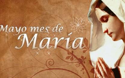 Mayo, mes de María