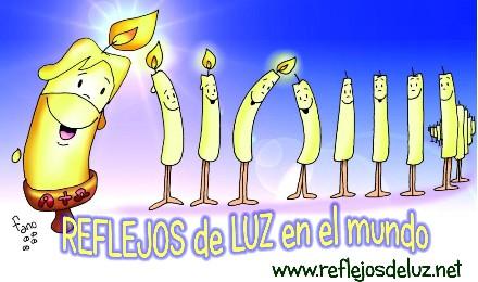 lema pastoral_reflejos de luz en el mundo