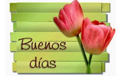 Oraciones Buenos días (Primaria) para Diciembre