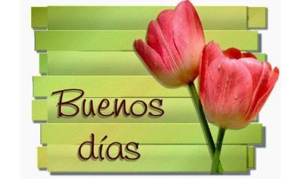 Oraciones Buenos Días (Primaria) para Mayo