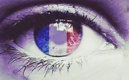 Solidaridad con Francia