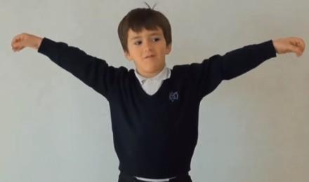 Video para el día de la paz