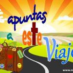 Lema Pastoral 2016-17 ¿Te apuntas a este viaje?