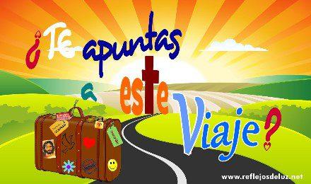 Nuevo Lema Pastoral 2016-17 ¿Te apuntas a este viaje?