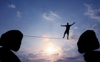 Compartiendo vida… En la cuerda floja