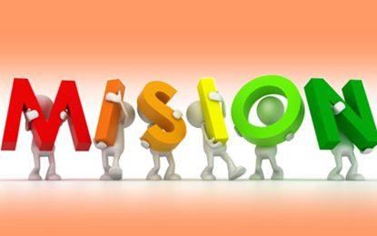 Misión es…