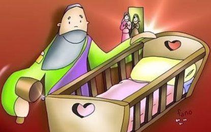 Esperando un bebé muy especial….