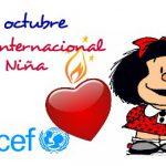 Día Internacional de la Niña (11 octubre)