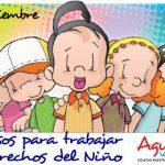 Recursos para el Día de los Derechos del Niño (20 Noviembre)