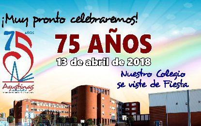 Nuestro Colegio celebra 75 años