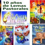 10 años ofreciendo Lemas Pastorales