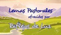 Lemas Pastorales Reflejos de Luz