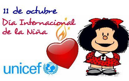 Día Internacional de la niña | 11 octubre