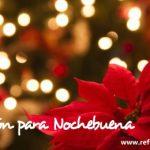 Oración para Nochebuena