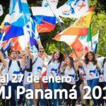 Sigue la JMJ Panamá 2019 desde donde estés