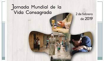 Jornada Mundial de la Vida Consagrada | 2 febrero 2019
