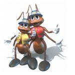 Como las hormigas