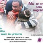 Jornada Mundial del Migrante y Refugiado 2019