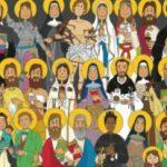 Santos y santas – Holywins