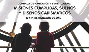 Jornada de Formación y Espiritualidad de la CONFER | 13 y 14 diciembre