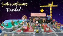 Figuras del belén «Juntos construimos Navidad»