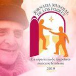 III Jornada Mundial de los pobres | 17 Noviembre