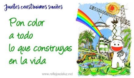 Pon color a la vida