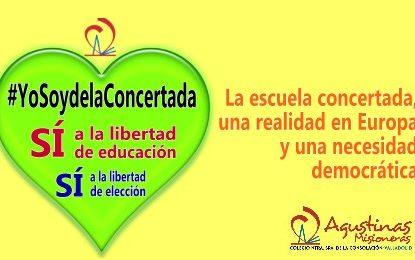 #YoSoydelaConcertada