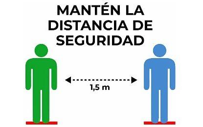 Que la fe sea el metro con el que mides esa distancia