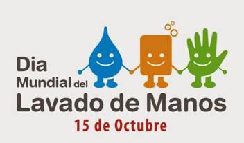 Día Mundial del Lavado de Manos | 15 de octubre