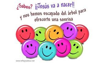 Jesús va a nacer
