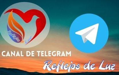 Canal de Reflejos de Luz en Telegram