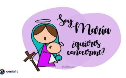 ¿Quieres conocer a María?