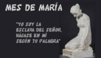 Mes de María 2021