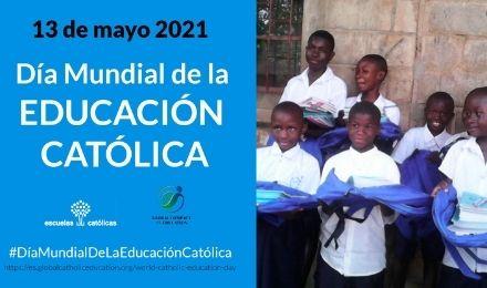 Día Mundial de la Educación Católica | 13 mayo