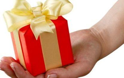 El regalo de las personas